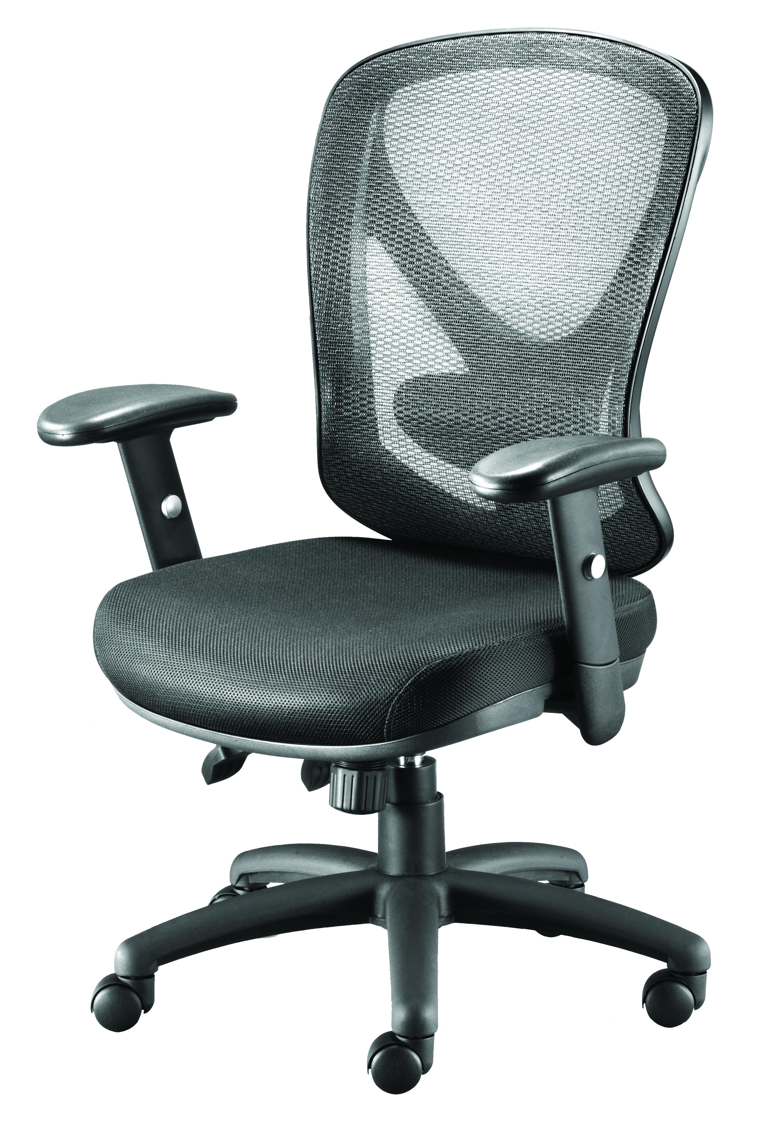 staples carder mesh office chair black ebay. Black Bedroom Furniture Sets. Home Design Ideas