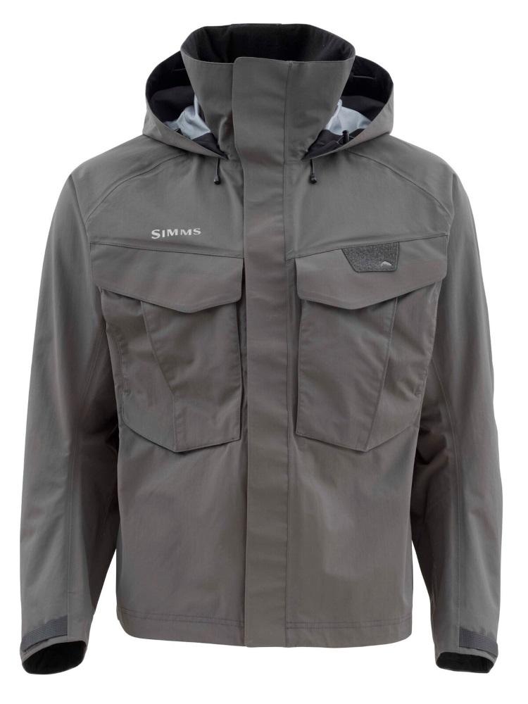 652a38bc704c5 Simms Freestone Jacket - Coal - LG - CLOSEOUT 694264404218