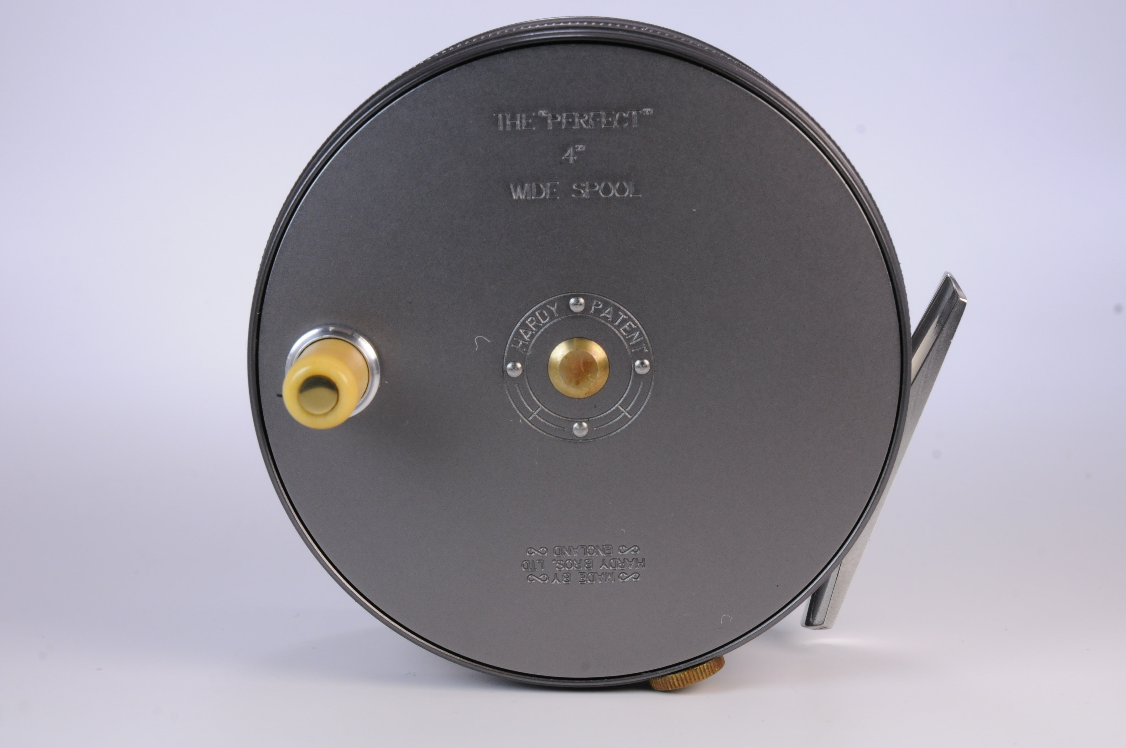Hardy Perfect 4 Fly Reel Demo 6218 in Excellent Condition
