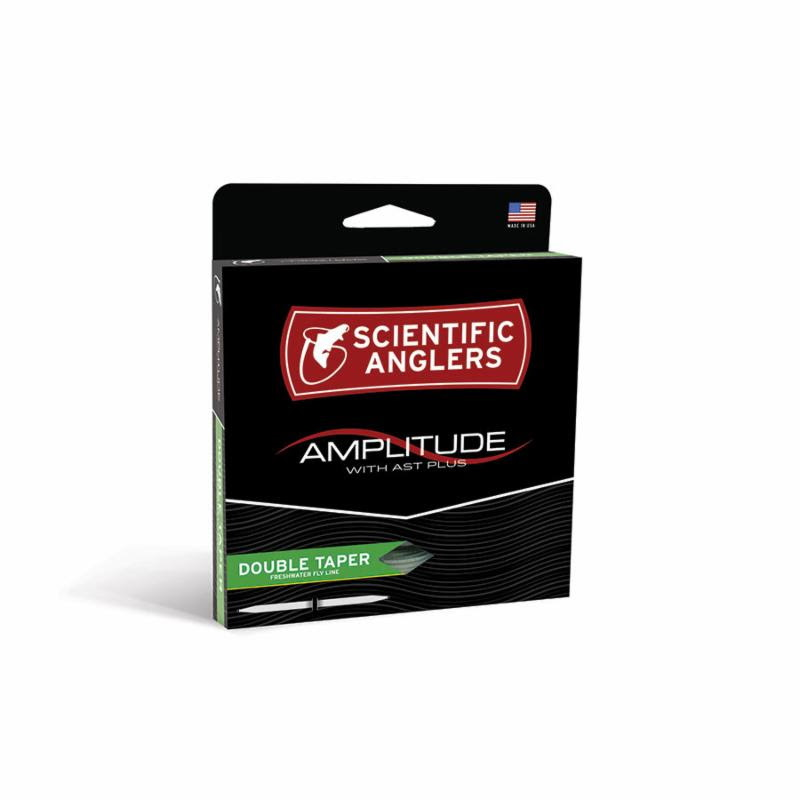 FREE FAST SHIPPING ALL SIZES Scientific Anglers Amplitude Double Taper