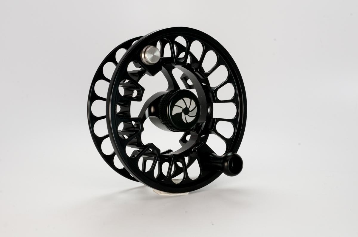 Nautilus Carrete-NV G-8 9 - Negro