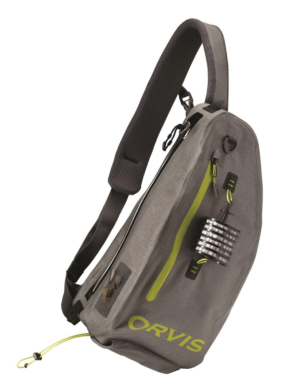 Orvis Orvis Waterproof Sling Pack Angelkoffer & -boxen