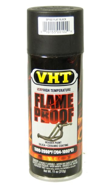 Ceramic High Heat Spray Paint