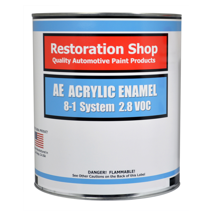 Acrylic Enamel Car Auto Paint Kit