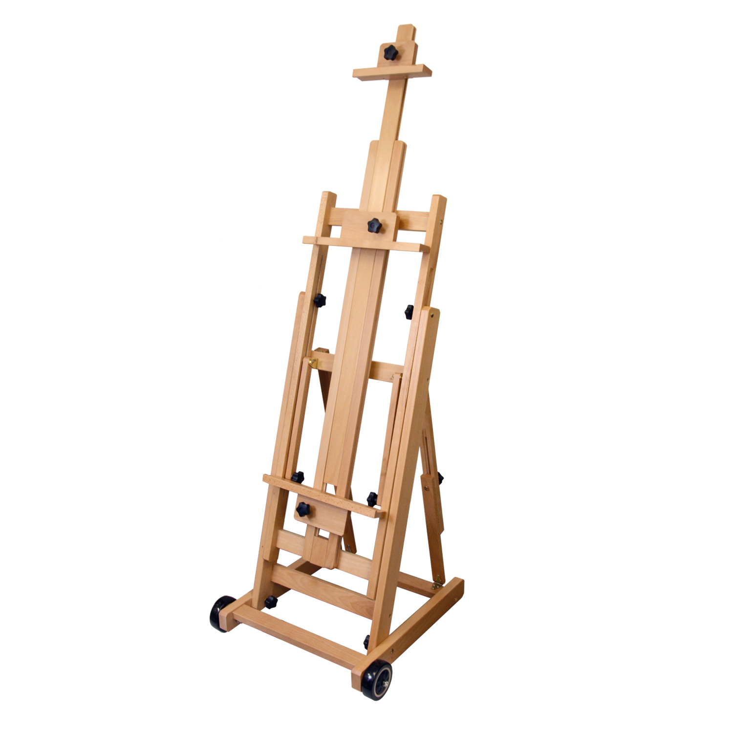 US Art Supply Multi-Function Studio Artist H-Frame Artist Easel ...