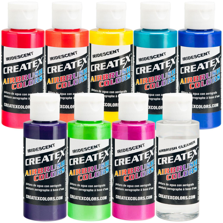 Createx Airbrush Paints Uk