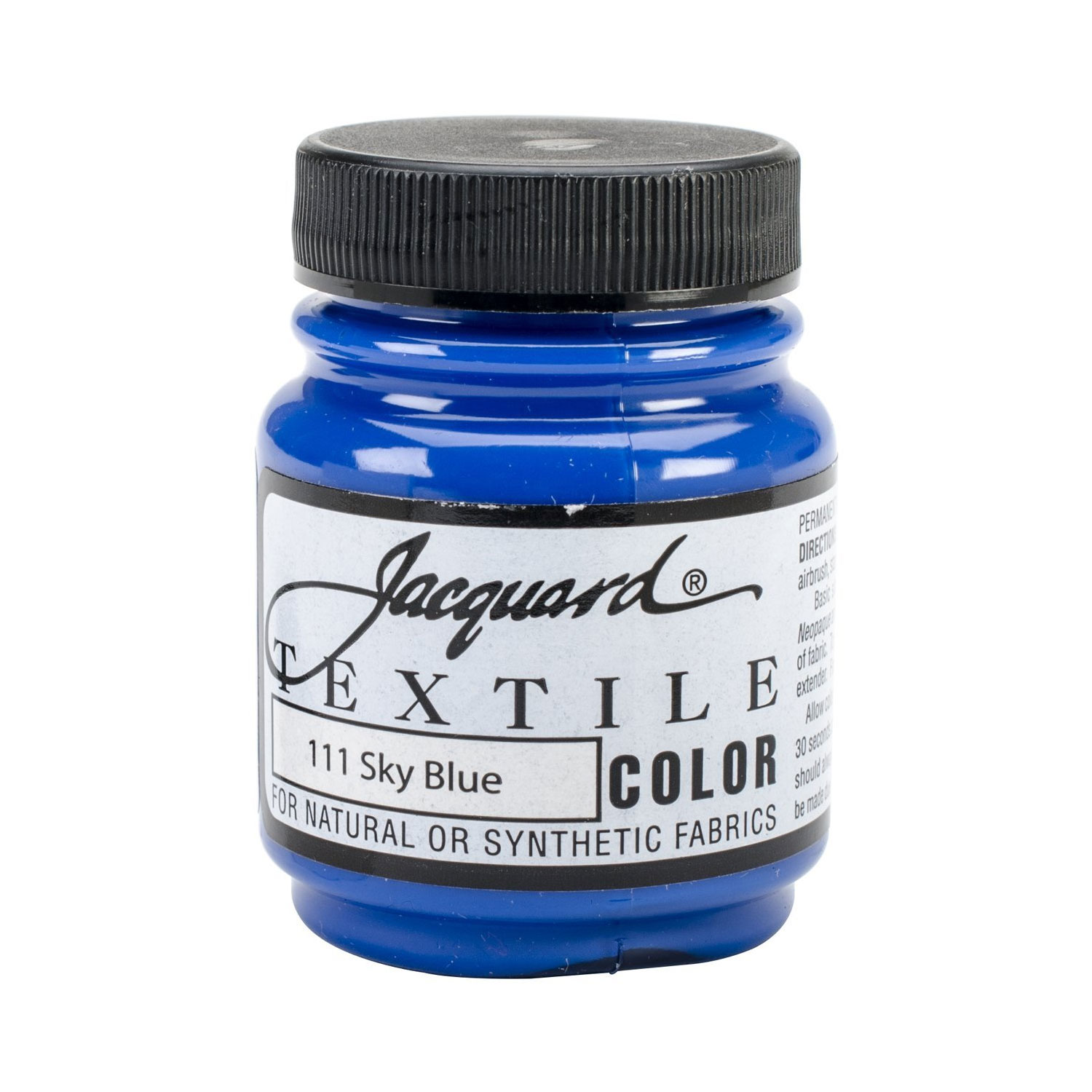 Jacquard Sky Blue Paint