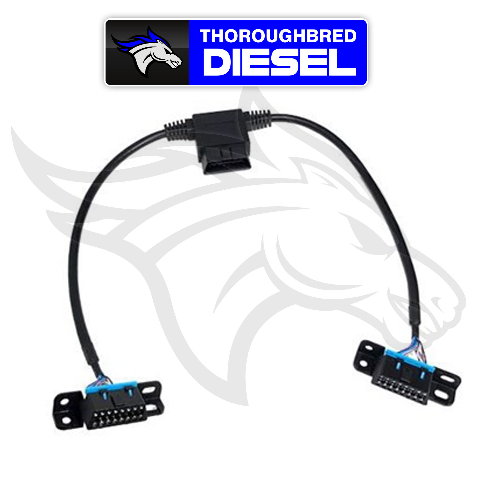 Edge OBDII Pass Through Splitter For All 1996 Obd II Compliant Vehicles 98106