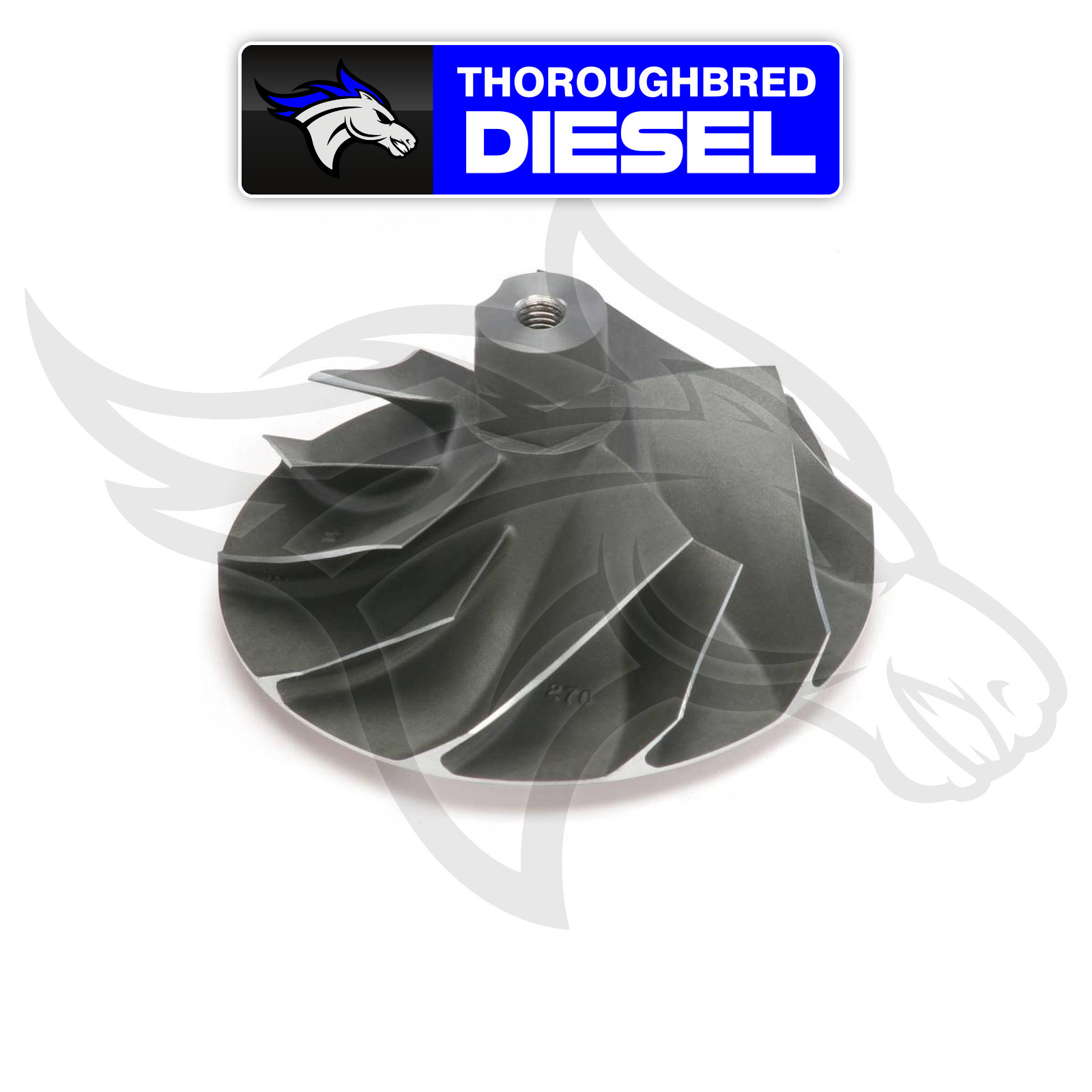MotorKing 6497 Engine Torque Strut Mount Fits Mazda 6 2.3L Rear