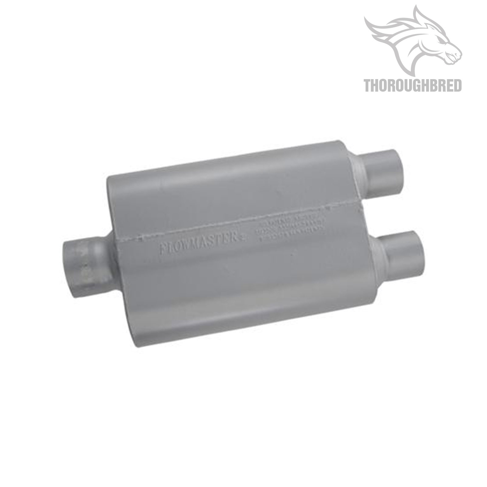 TM Exhaust Muffler-40 Series Flowmaster 430402