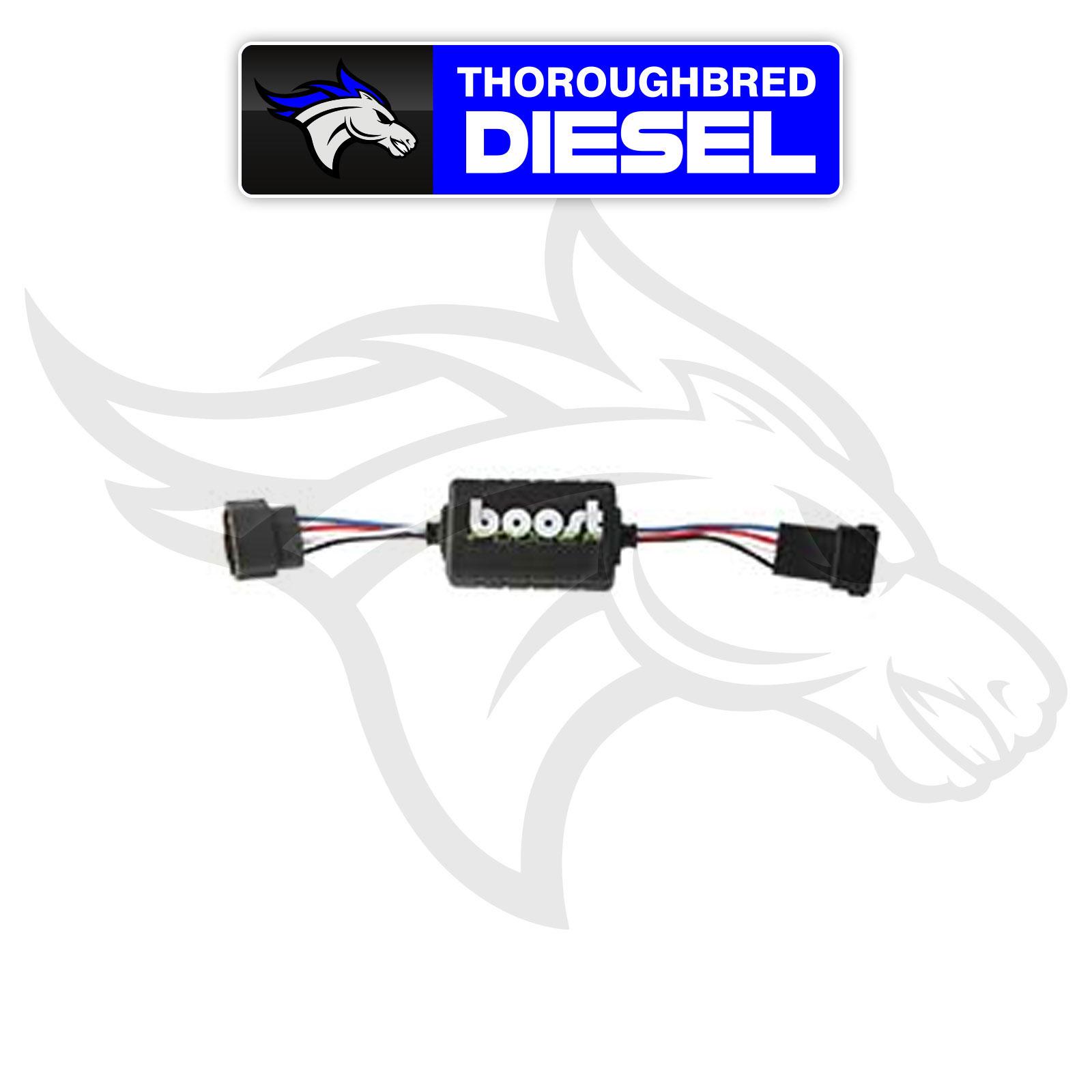 Quadzilla Boost Fooler for RAM Cummins 6.7L 2007.5-2015 Dodge Diesel DBSTF67L