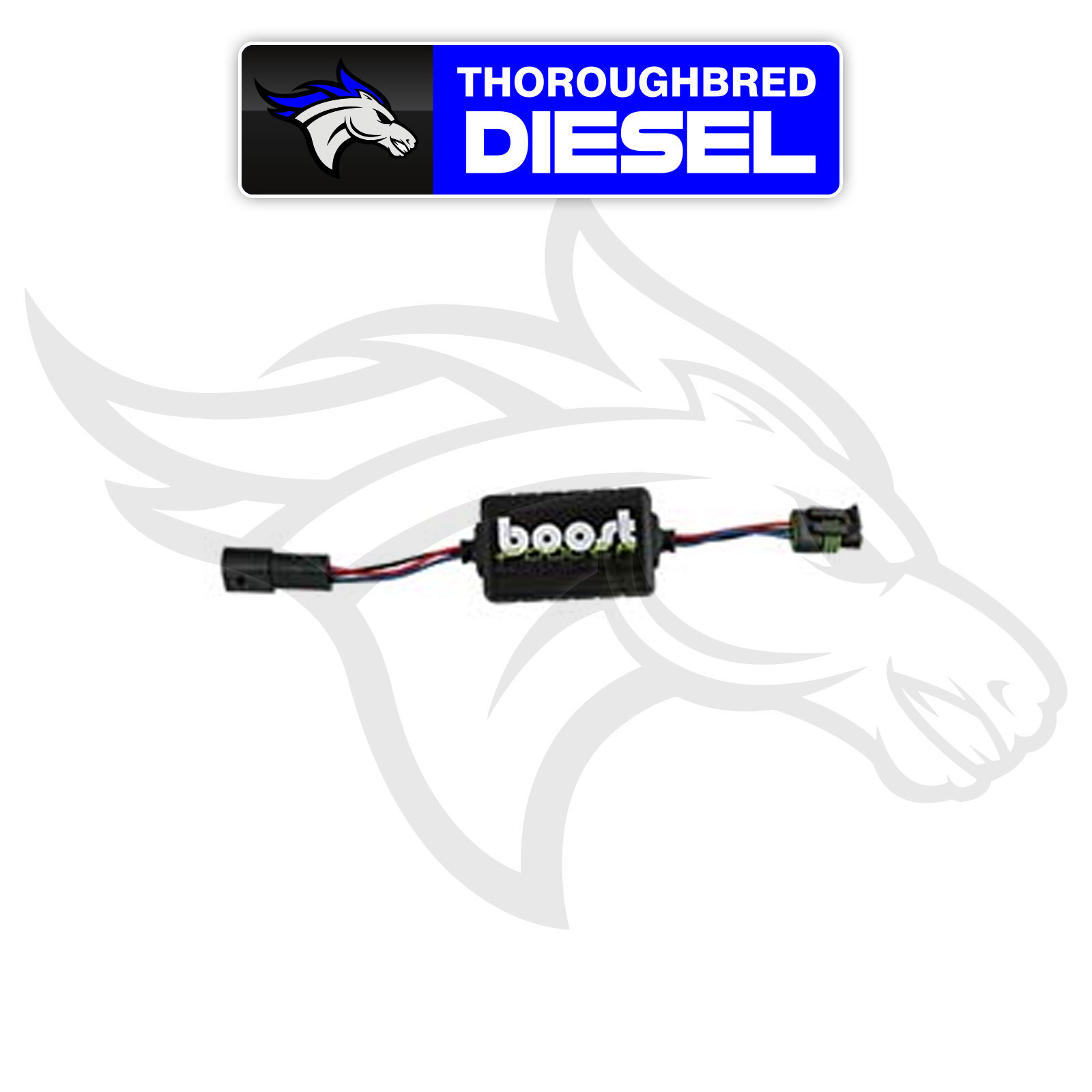 Quadzilla Power Boost Fooler Compatible with 2001 5.9L Cummins DBSTF01