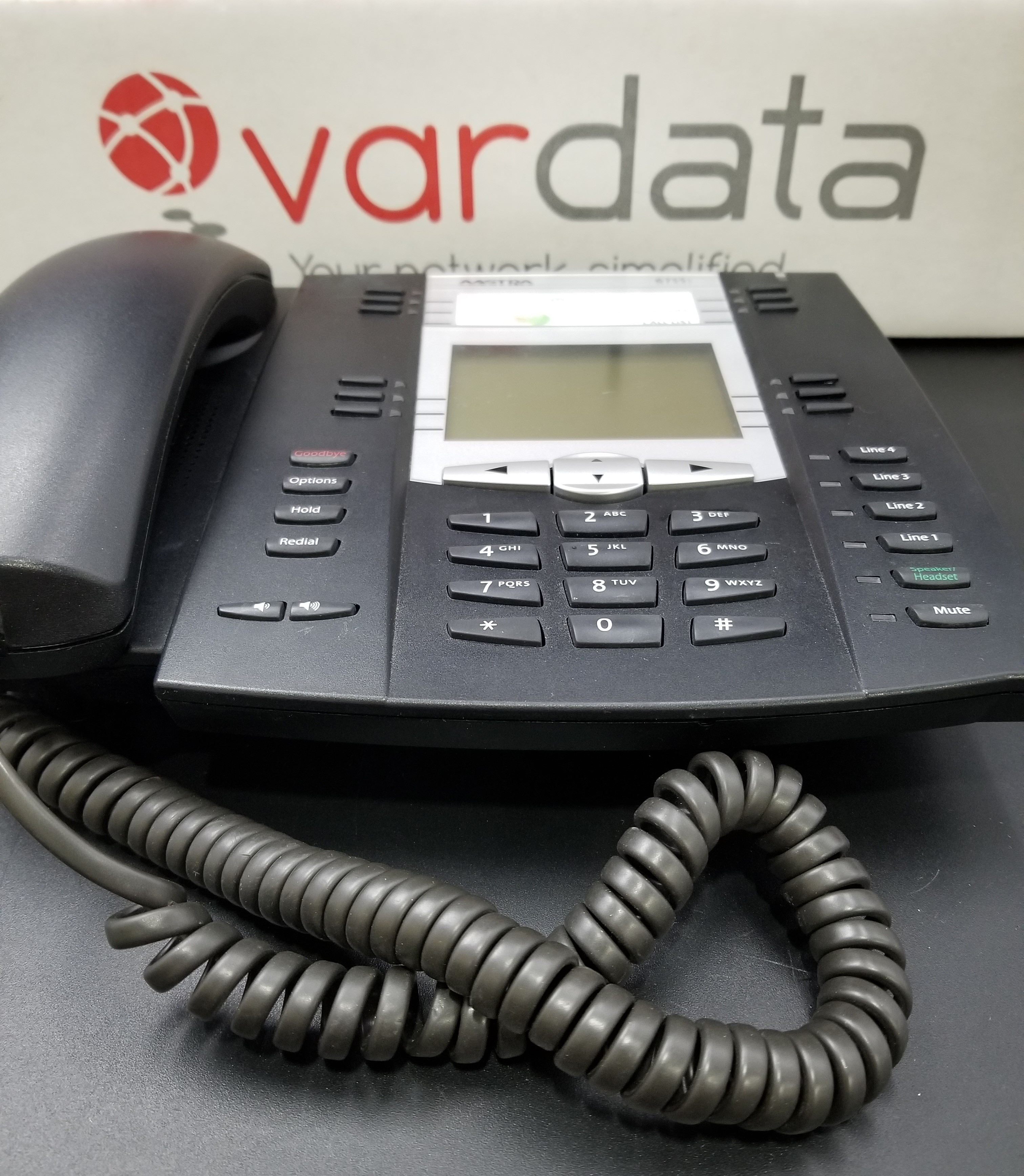 Aastra 6755i SIP Phone A1755-0131-10-01