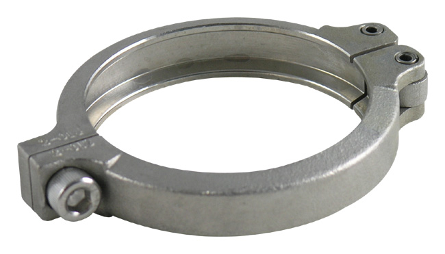 Precision Turbo PW46 46mm Wastegate V-Band Outlet Clamp ...