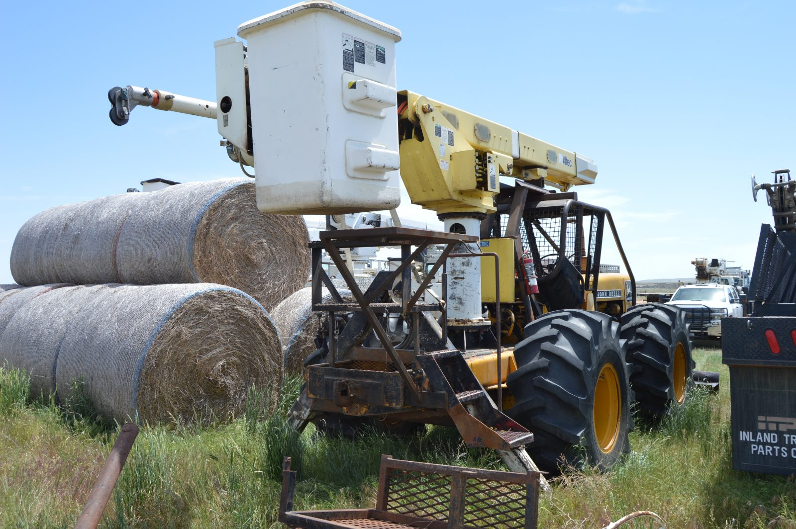 Govert Powerline Construction Equipment Auction Page 3