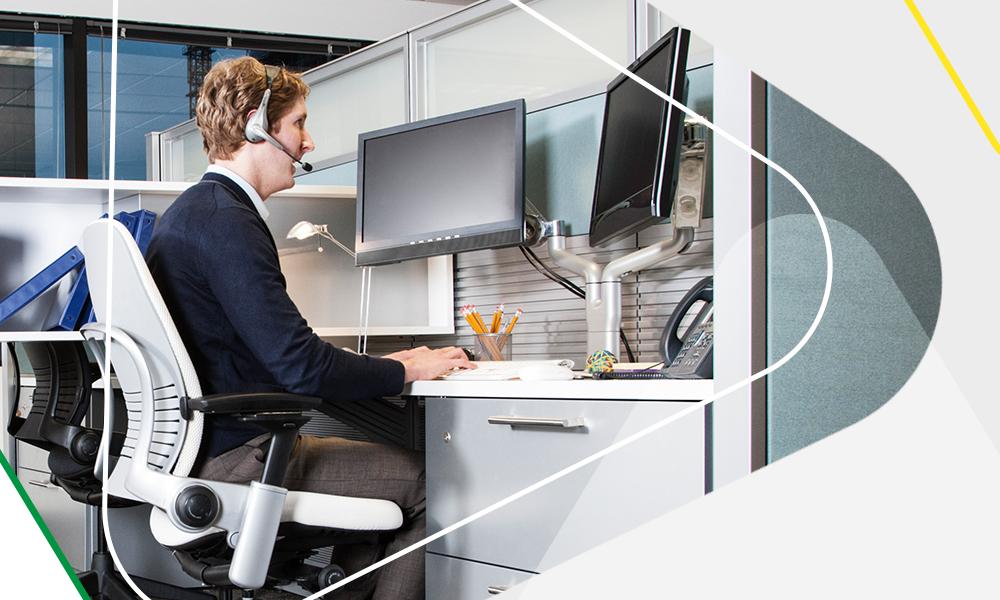 Como a ergonomia no trabalho aumenta a produtividade