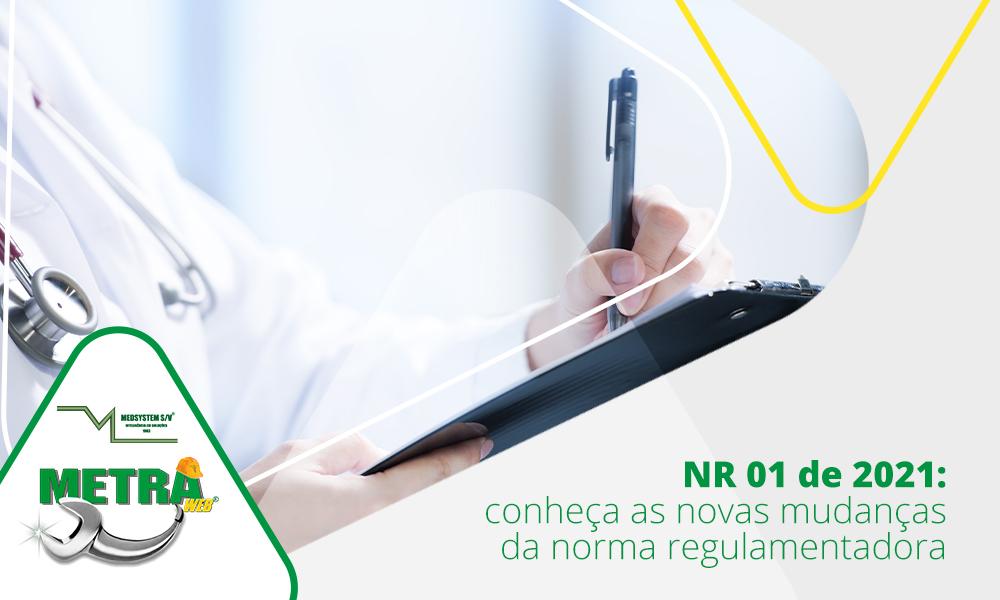 NR-01 para 2021: confira as principais mudanças para empresas