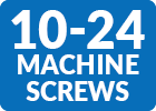 10-24 Machine Screws