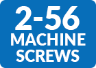 2-56 Machine Screws