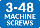 3-48 Machine Screws