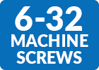 6-32 Machine Screws