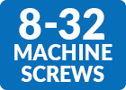 8-32 Machine Screws