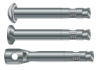 Split Drive Anchors