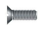 Slotted Flat Head Cap Screws