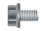 Metric Hex Flange Bolts