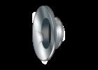 Tinnerman Style Hat / Axle Cap / Push On Nuts