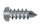 Pan Head Self-Drilling Screws