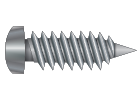 Pan Head Self-Tapping / Sheet Metal Screws