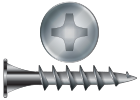 Phillips Drive Deck Screws