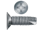 Phillips Drive Thread Cutting Screws