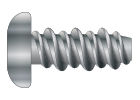 High Low Thread Forming Screws