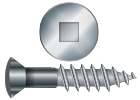 Square Drive Wood Screws