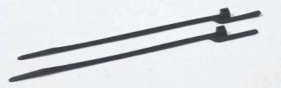 "6"" (30 lbs Tensile ) EZ-Off® Cable Ties / Nylon / Black"