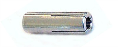 1/2-13 Drop-In Anchors / Steel / Zinc (Setting Tool Included)
