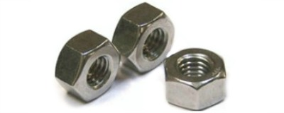 1-8 Heavy Hex Nuts / Steel / Hot Dip Galvanized