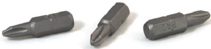 2 X 1 X 1/4 Phillips Reduced Insert Bit