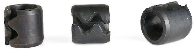 "1"" OD X 3/4"" ID X 1/2"" Long Tension Bushing Type 3 / Through-Hardened Spring Steel / Plain"