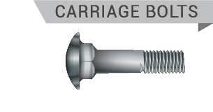 Standard Carriage Bolts (Square Neck)