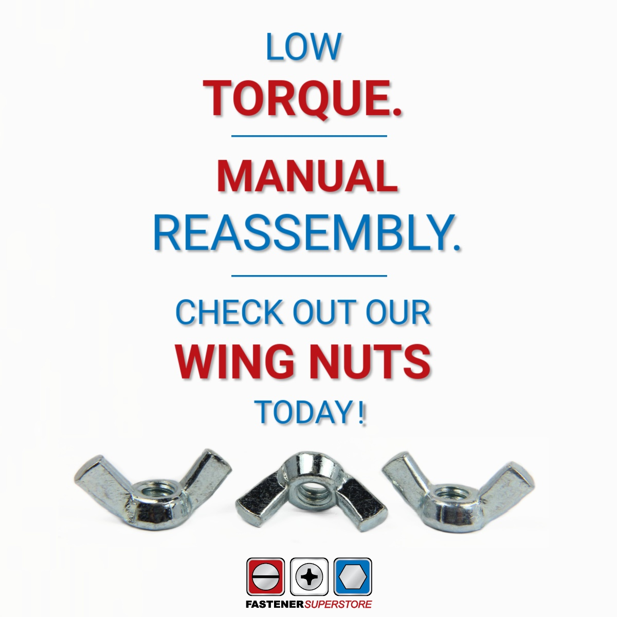 Wing Nuts