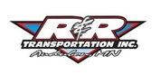 R r transportation logo