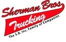 Sherman bros trucking logo