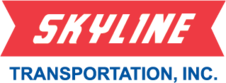 Skyline transportation inc logo