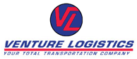 Venture logistics logo