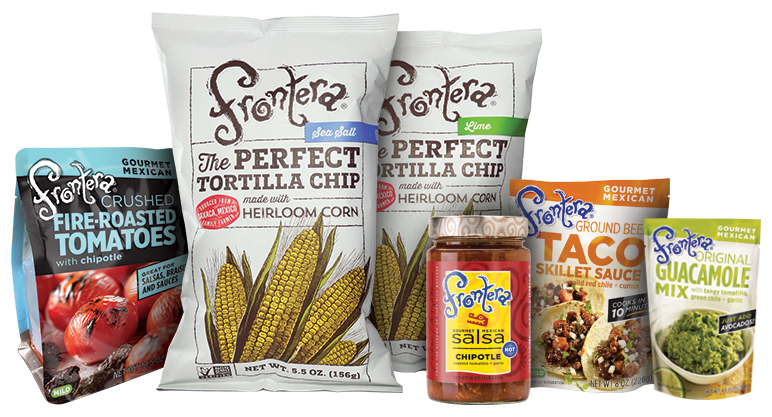 Frontera Foods | Authentic Gourmet Mexican Flavors You Know and Love