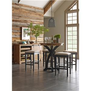 Kincaid Furniture Stone Ridge Casual Dining Room Group
