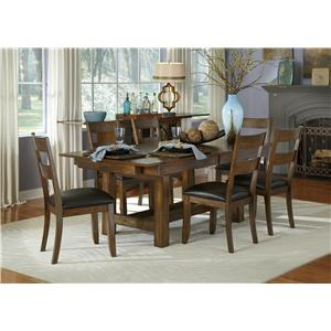 AAmerica Mariposa Casual Dining Room Group